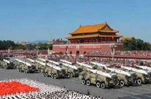 military parades tiananmen